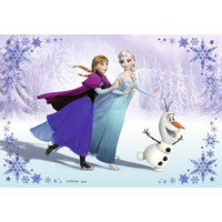 thumb-Frozen - 2 puzzles of 24 pieces-3