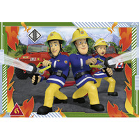 thumb-Sam and his team - 2 puzzles of 12 pieces-2