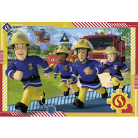 thumb-Sam and his team - 2 puzzles of 12 pieces-3