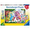 Ravensburger My Little Pony - 2 puzzels van 12 stukjes