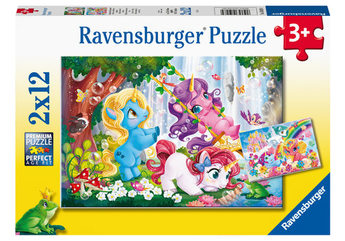 Ravensburger My Little Pony - 2 x 12 pieces