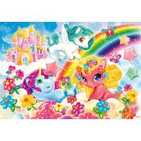 thumb-My Little Pony - 2 puzzels van 12 stukjes-2