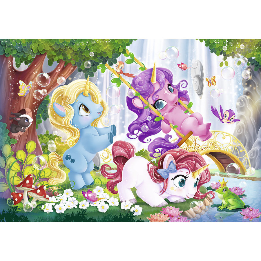 My Little Pony - 2 puzzles of 12 pieces-3