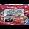 Ravensburger Cars - Piston Cup - 2 puzzels van 12 stukjes