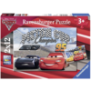 Ravensburger Cars - Piston Cup - 2 puzzles of 12 pieces