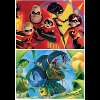 thumb-Pixar - 2 x 48 pièces-2