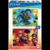 Educa Pixar - 2 x 48 pièces