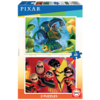 Educa Pixar - 2 x 48 stukjes