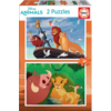 Educa Lion King - 2 x 48 stukjes