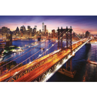 thumb-Manhattan in New York - puzzel van 3000 stukjes-2