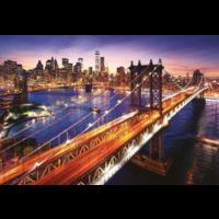 thumb-Manhattan - New York - puzzle de 3000 pièces-2