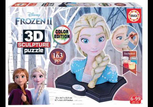 Frozen - Elsa - 3D puzzle