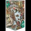 Heye O Sole Mio  - puzzel van 2000 stukjes