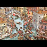 thumb-O Sole Mio  - puzzel van 2000 stukjes-2