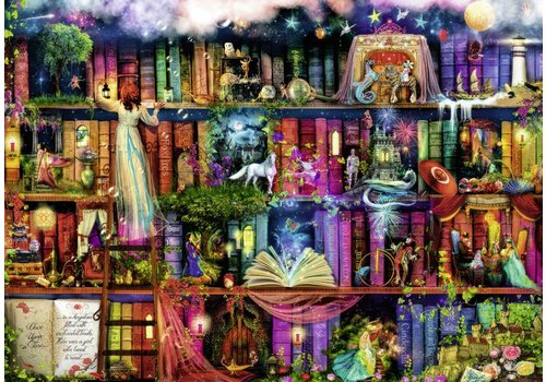 Fantasierijke sprookjes - 1000 stukjes