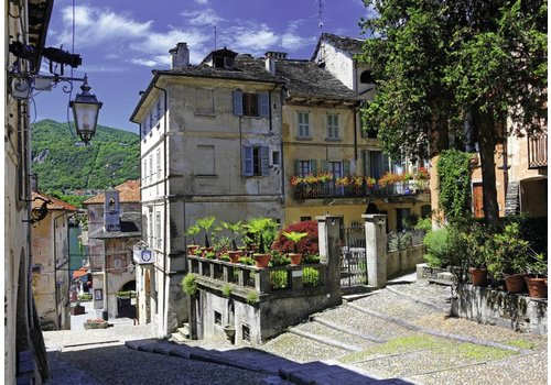 In het Italiaanse Piëmonte - 1000 stukjes