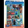 Educa Disney Pixar  - puzzle de 1000 pièces