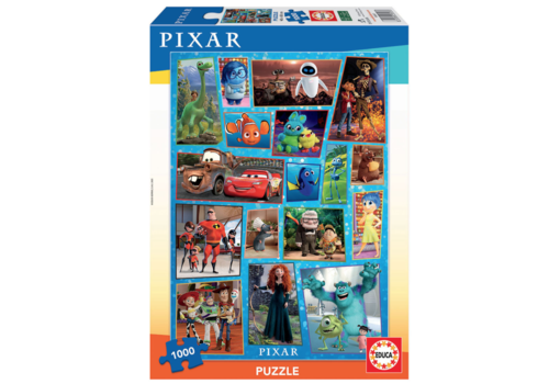 Educa Disney Pixar - 1000 pieces