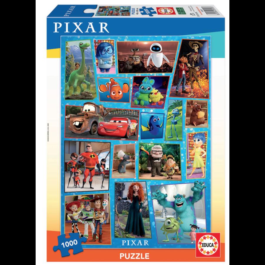 Disney Pixar - puzzel van 1000 stukjes-1