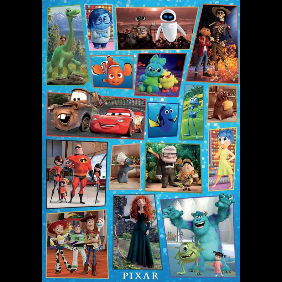 Disney Pixar  - puzzle de 1000 pièces-2