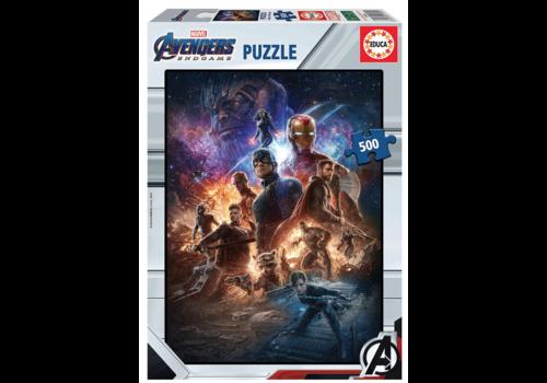 Avengers Infinity War 2  - 500 stukjes