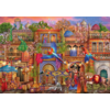 Bluebird Puzzle Arabian Street - puzzle of 1000 pieces