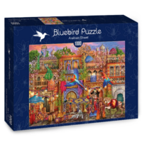 thumb-Arabian Street - puzzle of 1000 pieces-2