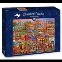 thumb-Arabische straat  - puzzel van 1000 stukjes-2