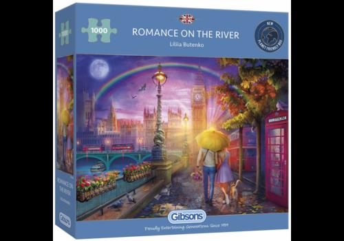 Gibsons Romance sur le fleuve  - 1000 pièces