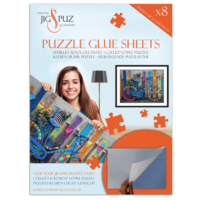 thumb-Puzzle Glue Sheets for 1000 pieces-1