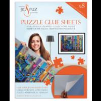thumb-Zelfklevende puzzelfolie voor 1000 stukjes-1