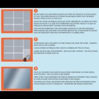 thumb-Zelfklevende puzzelfolie voor 1000 stukjes-3