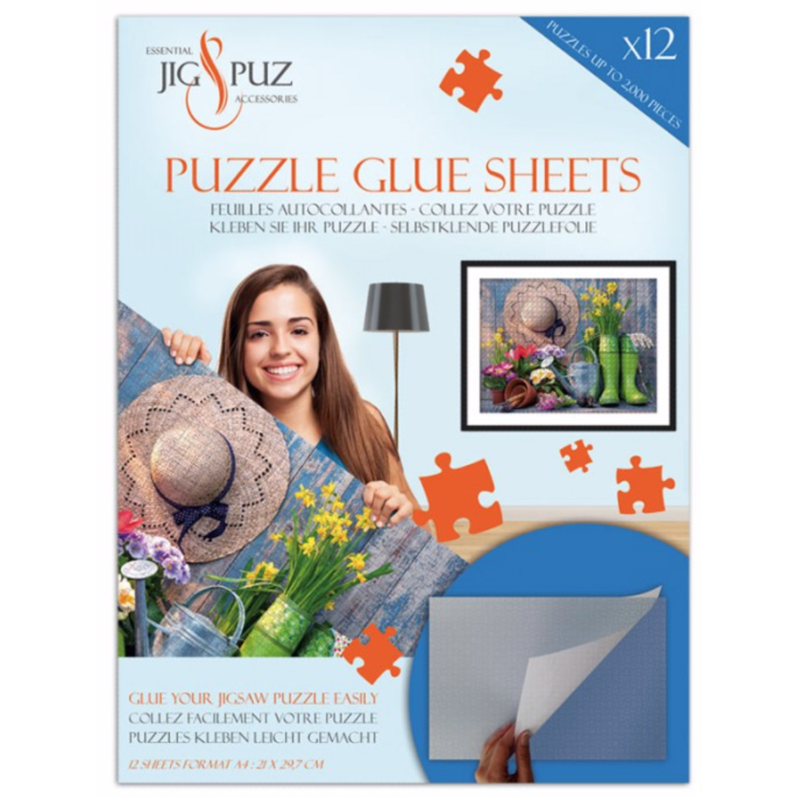 Puzzle Glue Sheets for 2000 pieces-1