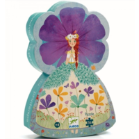 thumb-Princess of Spring - puzzle of 36 pieces-1