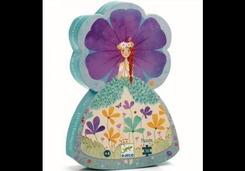 Djeco Princess of Spring - 36 pieces