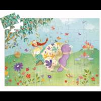 thumb-Prinses van de lente - puzzel van 36 stukjes-2