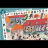 Djeco De Egelschool - puzzel van 35 stukjes