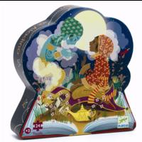 thumb-Aladdin - puzzel van 24 stukjes-1
