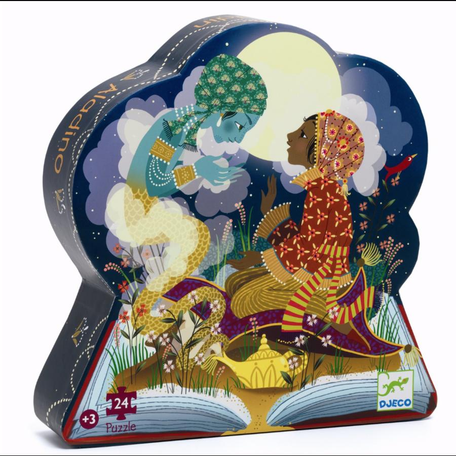 Aladdin - puzzle of 24 pieces-1
