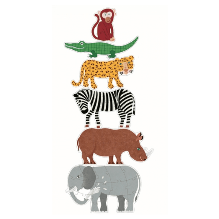 6 giant pearls of wild animals - 9, 12 and 15 pieces-2