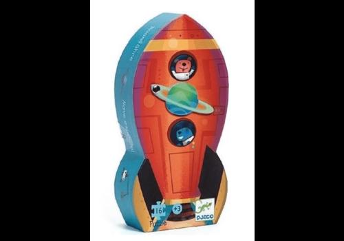 Djeco The rocket - 16 pieces