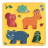 Djeco Animals from the woods - 5 pieces