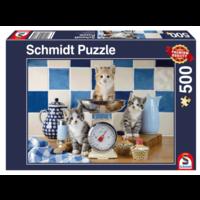 thumb-Katten in de keuken - 500 stukjes-2