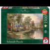 Schmidt Hometown Lake - 1500 pieces