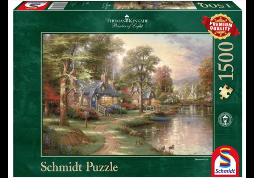 Hometown Lake - 1500 pieces