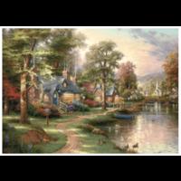 thumb-Hometown Lake - 1500 pieces-2