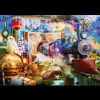thumb-Magische reis  - puzzel van 1000 stukjes-1