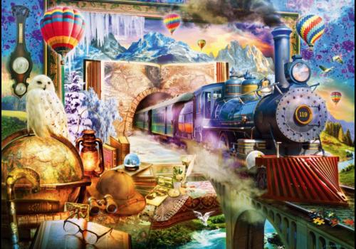 Bluebird Puzzle Magische reis - 1000 stukjes