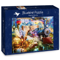 thumb-Magische reis  - puzzel van 1000 stukjes-2