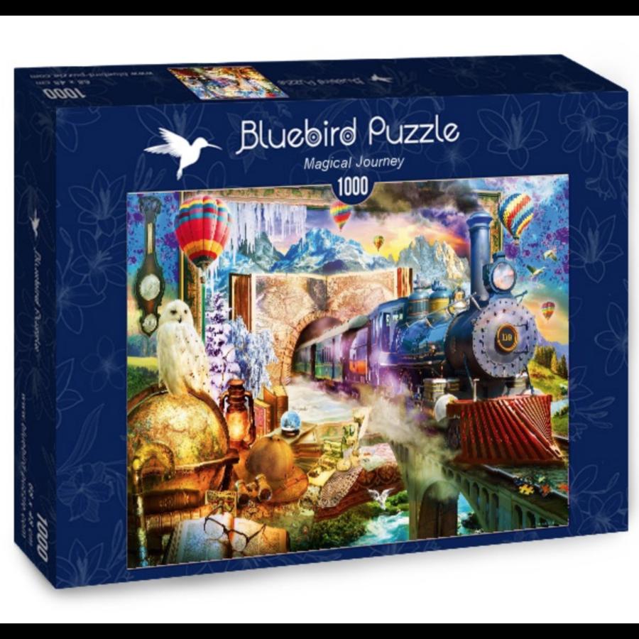 Magische reis  - puzzel van 1000 stukjes-2